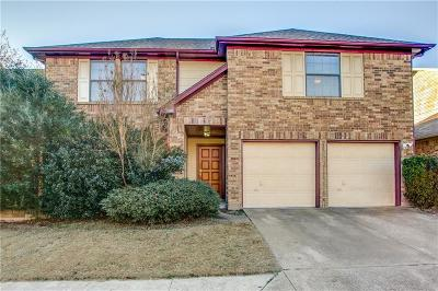 Plano Single Family Home Active Option Contract: 788 Pierre Lane