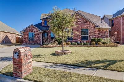 Keller Single Family Home For Sale: 1652 Bradford Grove Trail