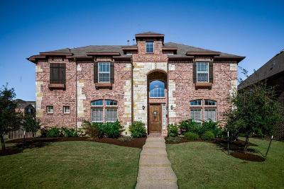 Frisco Single Family Home Active Option Contract: 12912 Preserve Lane
