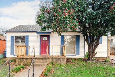 Dallas Single Family Home For Sale: 3614 Brandon Street