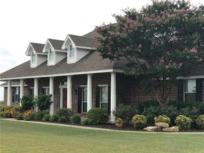 Waxahachie Single Family Home For Sale: 3931 Greathouse Road