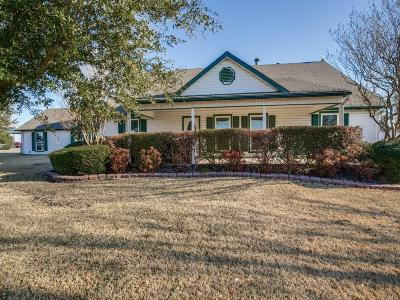 Mclendon Chisholm Single Family Home Active Option Contract: 2140 W Fm 550