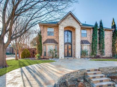 Plano Single Family Home For Sale: 2509 Rosehill Lane