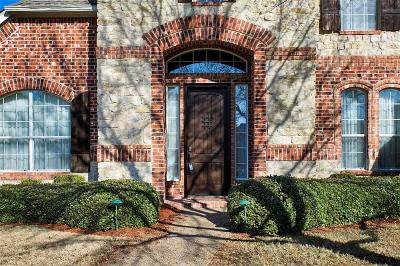 Frisco Single Family Home Active Option Contract: 3880 Guadalupe Lane