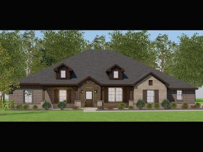 Single Family Home For Sale: 711 Fm 3356