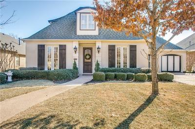 Mansfield Single Family Home Active Option Contract: 2104 Westchester Drive
