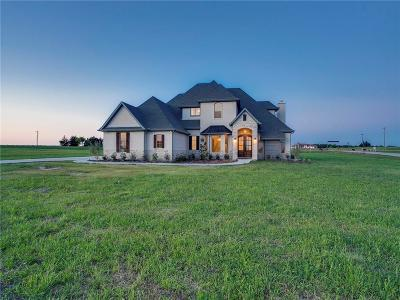 Rockwall Single Family Home For Sale: 1570 Winding Creek Lane