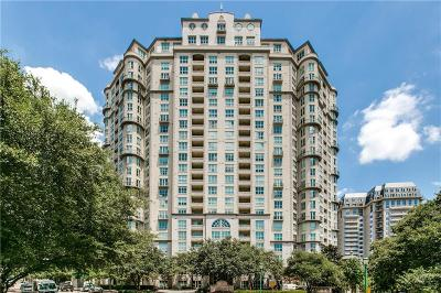Condo Active Option Contract: 3401 Lee Parkway #307