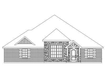 Single Family Home For Sale: 795 Fm 3356