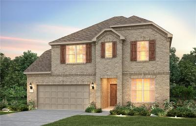 Denton Single Family Home For Sale: 6509 Meandering Creek Drive