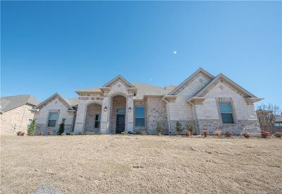 Weatherford Single Family Home For Sale: 1010 Crown Valley Drive