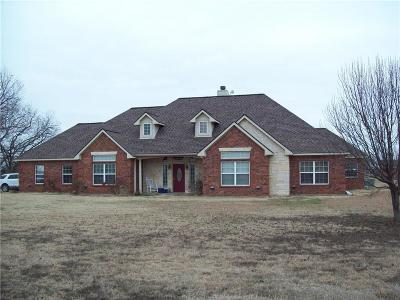 Bells Single Family Home For Sale: 606 Calimus Flatt Road