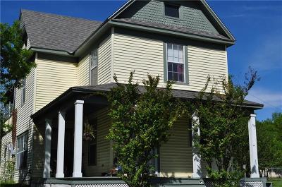 Van Alstyne Single Family Home For Sale: 674 N Main Drive