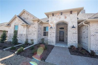 Weatherford Single Family Home Active Contingent: 1008 Forest Hill Drive