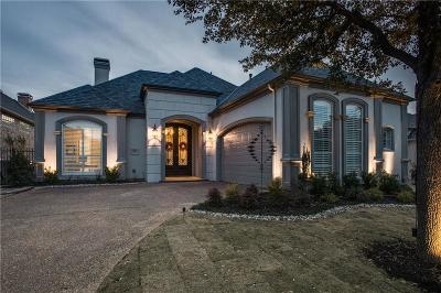 Frisco Single Family Home Active Option Contract: 6015 Star Mesa Drive