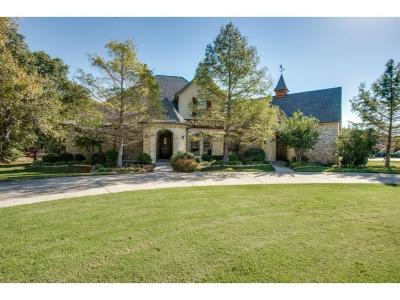 Argyle Single Family Home For Sale: 8079 Steeplechase Circle