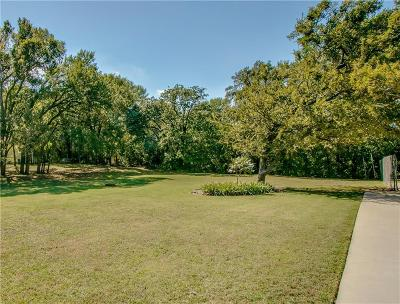 Lewisville Residential Lots & Land Active Option Contract: W Shore