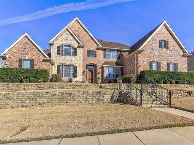 Flower Mound Single Family Home For Sale: 3712 Falcon Drive