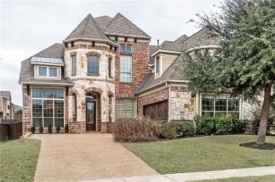 Allen Single Family Home For Sale: 1502 Riverdale Drive