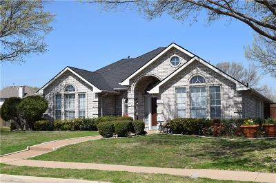 Carrollton Single Family Home Active Contingent: 1100 Shawnee Trail