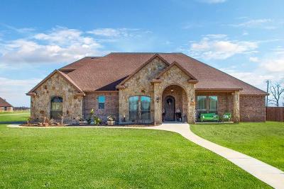 Millsap Single Family Home For Sale: 102 Brock Court