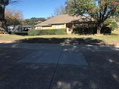 Dallas Single Family Home Active Option Contract: 2003 Southerland Avenue