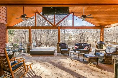 Weatherford Single Family Home For Sale: 1917 Forest Glen Lane