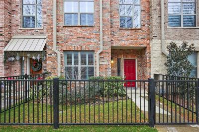 Townhouse For Sale: 708 E 1st Street