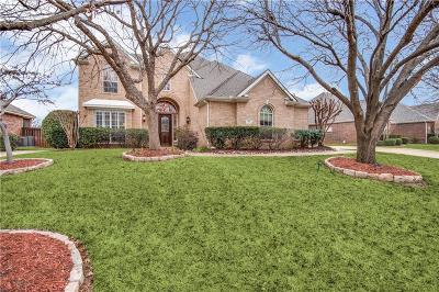 Southlake Single Family Home For Sale: 605 Heatherglen Drive