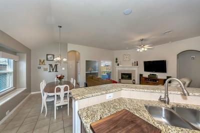 Allen Single Family Home Active Option Contract: 1617 Balboa Lane
