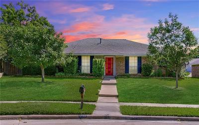 Carrollton Single Family Home For Sale: 1745 Conrad Circle