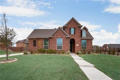 Keller Single Family Home Active Option Contract: 625 Silver Chase Drive