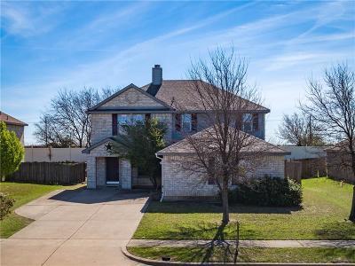 Red Oak Single Family Home For Sale: 330 Bob White Drive