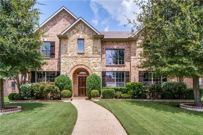Frisco Single Family Home For Sale: 724 Mineral Point Drive