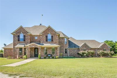 Godley Single Family Home Active Kick Out: 4617 County Road 906