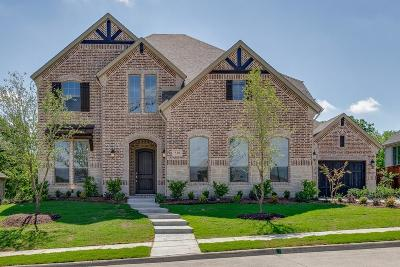 Prosper Single Family Home For Sale: 530 Gentry Drive