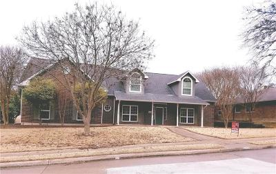 Sachse Single Family Home For Sale: 3313 Cedar Creek Lane