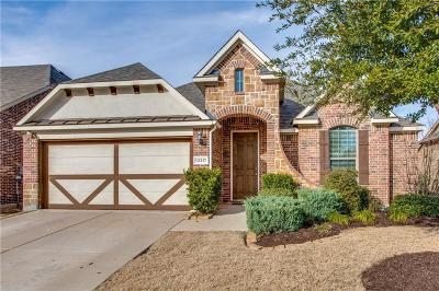 Frisco Single Family Home Active Option Contract: 12217 Knots Lane
