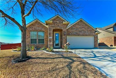 Lavon Single Family Home Active Option Contract: 205 Burnet Drive