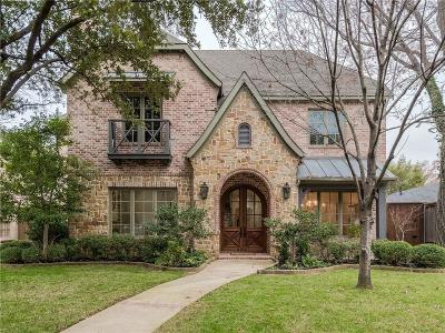 Highland Park Single Family Home For Sale: 4647 S Versailles Avenue