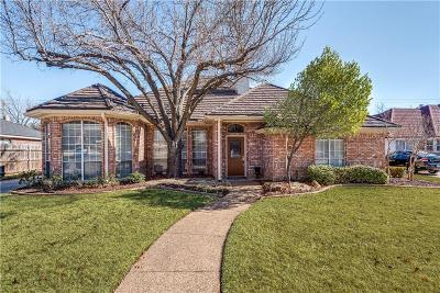 Bedford, Euless, Hurst Single Family Home Active Option Contract: 3136 Steve Drive