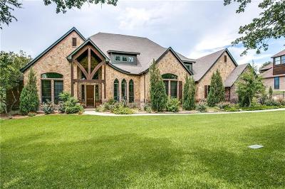Fort Worth Single Family Home For Sale: 7345 La Cantera Drive