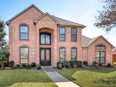 Plano Single Family Home Active Option Contract: 2900 Chalfont Lane