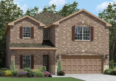 Denton Single Family Home For Sale: 4512 Merchant Trail