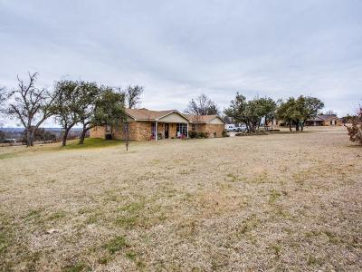 Weatherford Single Family Home For Sale: 704 Jane Lane
