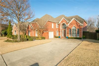 Coppell Single Family Home For Sale: 120 Hollywood Drive