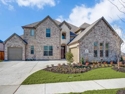 Frisco Single Family Home Active Contingent: 16253 Moss Haven Lane