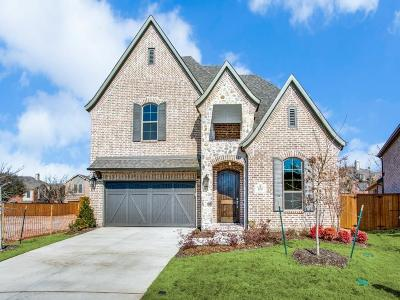 McKinney Single Family Home Active Contingent: 2221 Leslie Lane