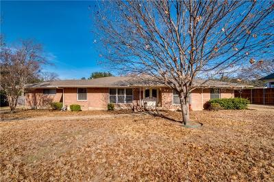 Single Family Home Active Option Contract: 3971 Merrell Road
