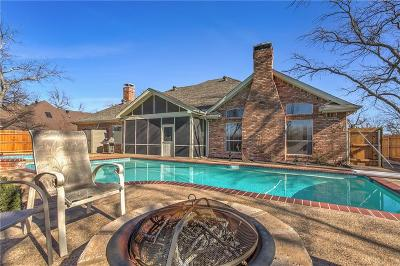 Granbury Single Family Home Active Option Contract: 9406 S Longwood Drive